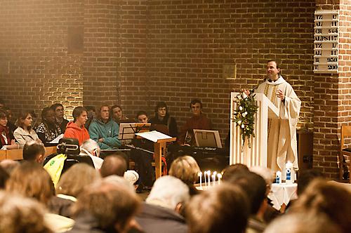 W-E d'intégration de la paroisse Saint François