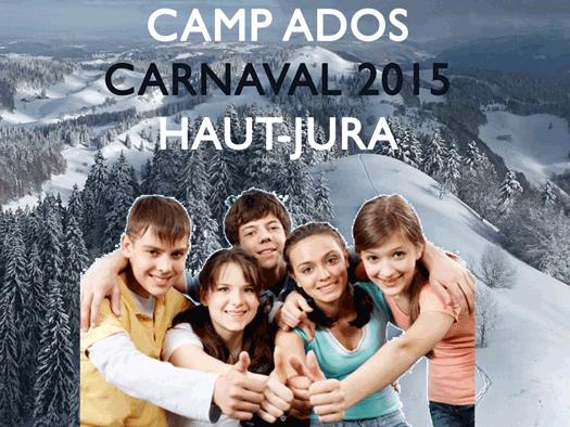Camp Ados 12-17 de Carnaval