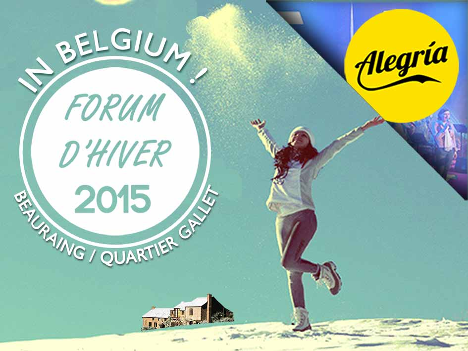 Winter Forum - Forum d'hiver 2015