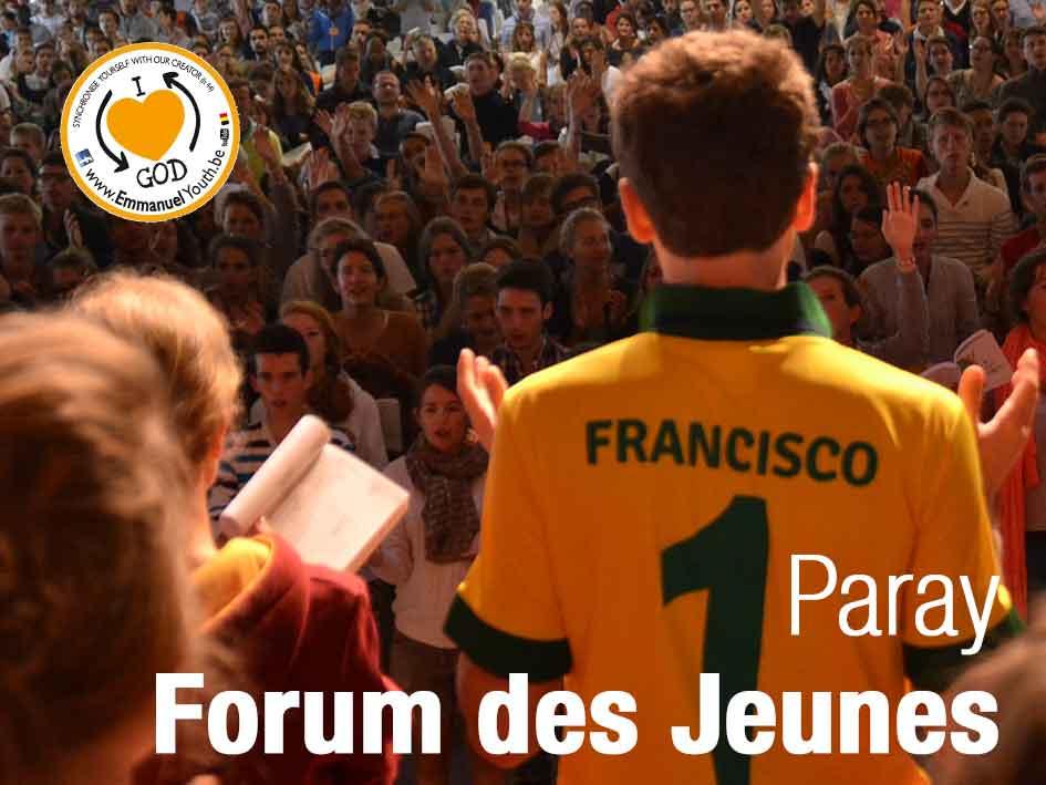 Forum des Jeunes (été2015 - Paray)