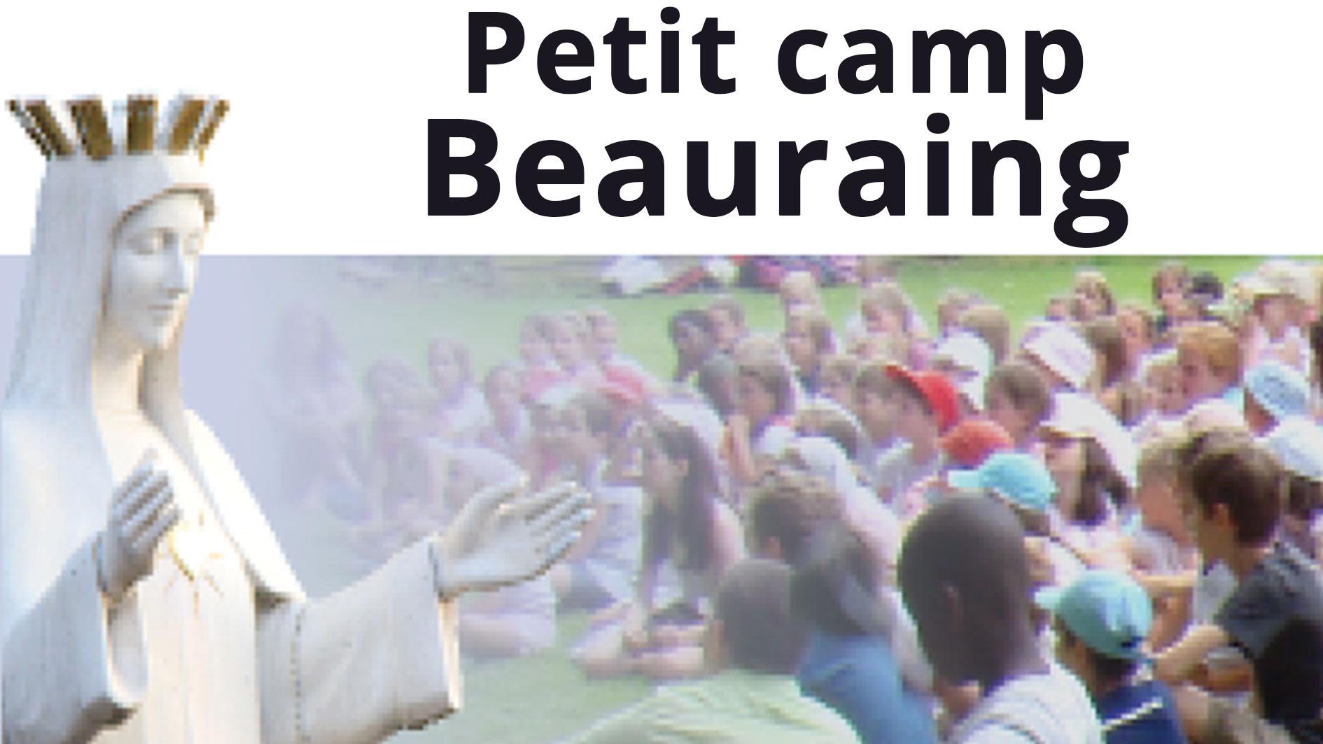 Pré-petit-camp de Beauraing