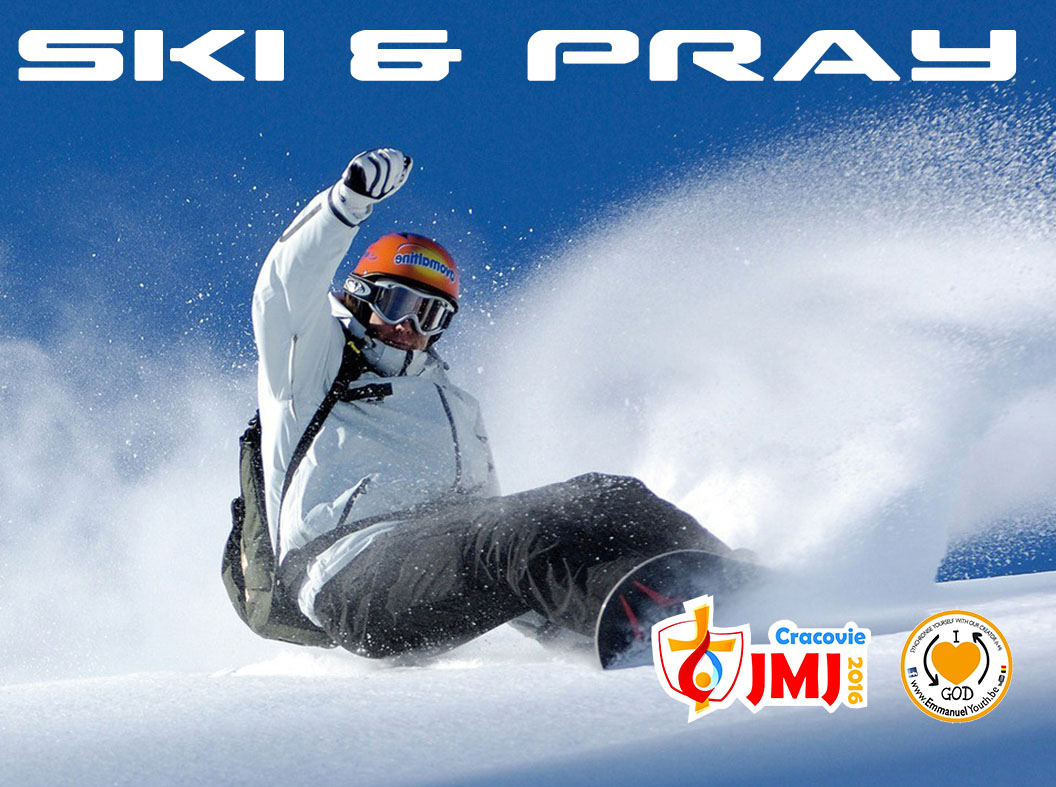 Ski and Pray | Val-Cenis 2016