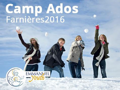 Camp Ados Carnaval - Farnières 2016