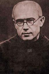 Le père Kolbe, martyr