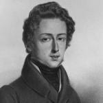Frédéric Chopin, génie musical du XIX siècle qui passa la majorité de sa vie à Paris fut un compositeur romantique qui révolutionna le piano.
