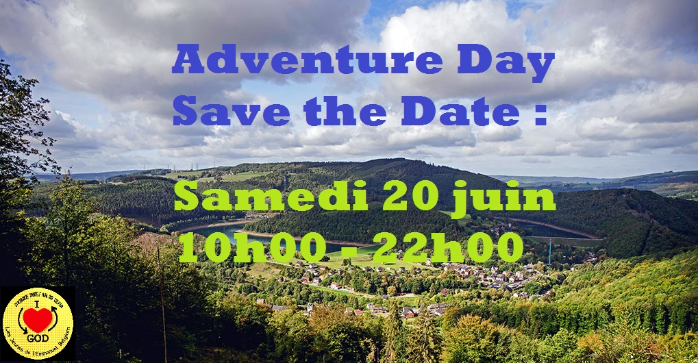 Adventure Day 2020