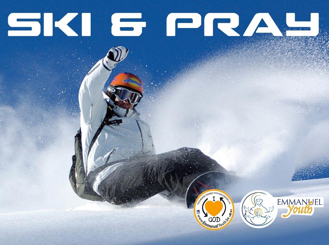 Ski & Pray