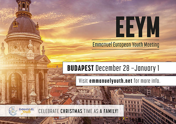 3rd European Emmanuel Youth Meeting