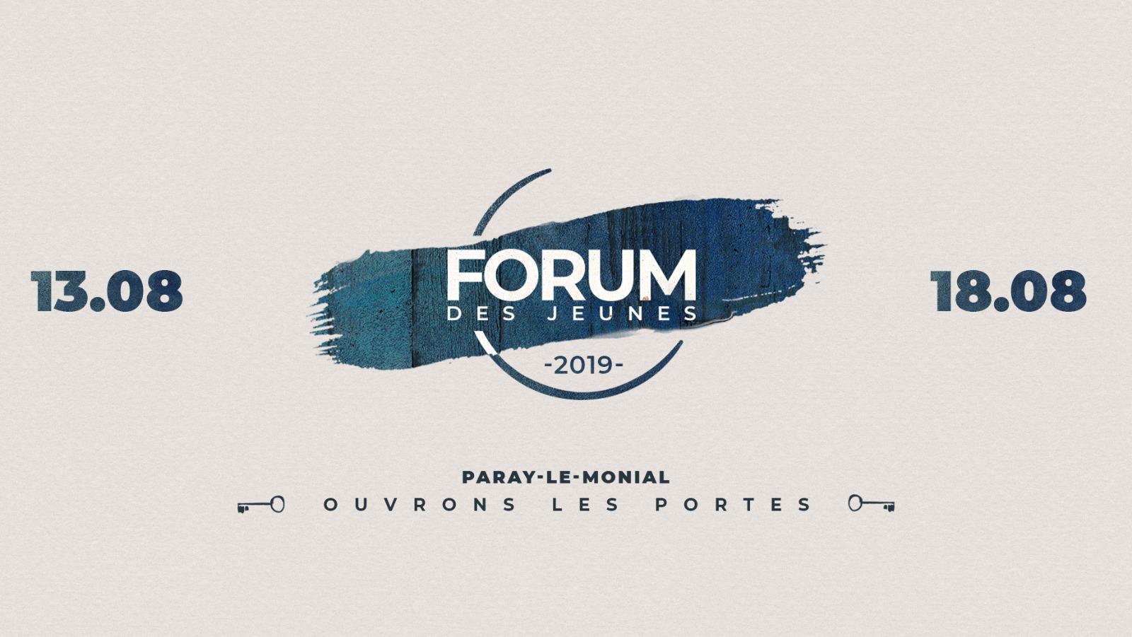 Forum des jeunes 2019