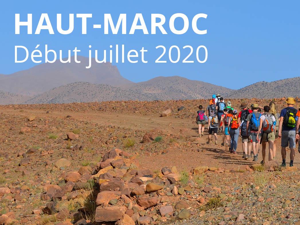 Trek Maroc 2020