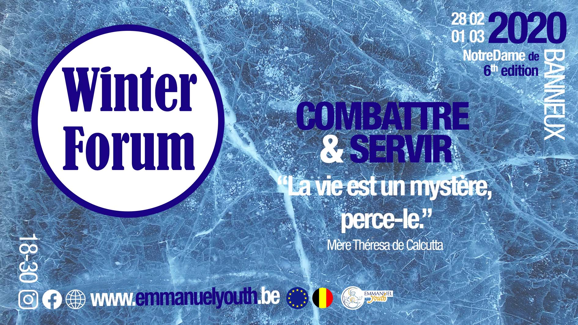 Winter Forum 2020 [FRA]